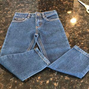 Polo 4T 5 pocket jeans